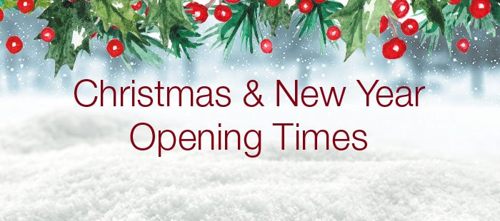 Christmas Opening