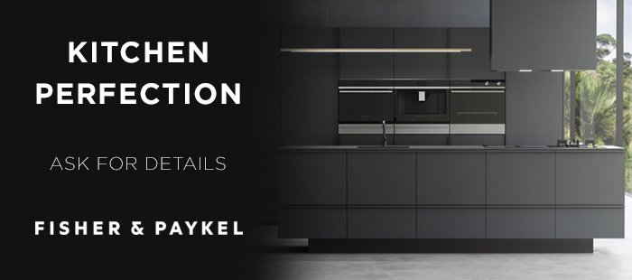 Fisher Paykel from Hafele