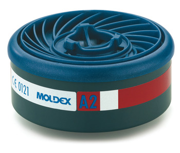 A2 Replacement Gas Filter, Moldex 9200, for Moldex Half Mask Respirator