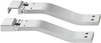 Cabinet Bracket, for Over Cabinet Mounting of Aluminium Profiles