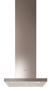 Chimney Hood, 600 mm, Smeg Linea