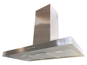 Chimney Hood, Eagle R2 Stainless Steel Hood