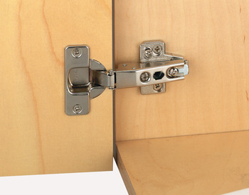 Concealed Cup Hinge, 95° Nexis, Sprung, Inset Mounting, Grass