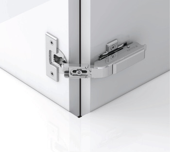 Concealed Cup Hinge, Pie-Cut Corner Hinge, with Full-Cup Drill Hole, Tiomos Pcc