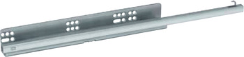 Concealed Drawer Runners, Single Extension, Load Capacity 30 kg, Grass Dynamic