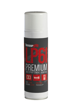 Contact Adhesive, Premium, TensorGrip LP61