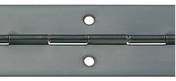 Continuous Hinge, Rolled, Straight Piano, 3500 mm Length