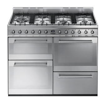 Cooker, Dual Fuel 1100 mm, Smeg Symphony