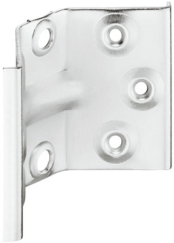 Corner Brace, for Attaching Table Legs to Table Frame, Height 70 mm