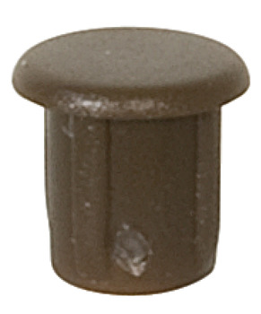 Cover cap, Plastic, for blind hole Ø 5 mm
