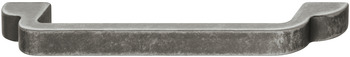 D Pull Handle, Zinc Alloy, Fixing Centres 128 mm, Theodore