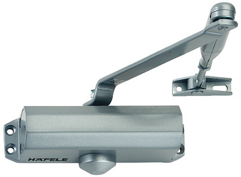 Door Closer, DCL 11, EN 3, with arm, Startec