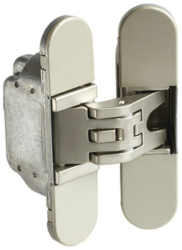 Door hinge, Startec H2, concealed, for flush interior doors up to 45/60 kg