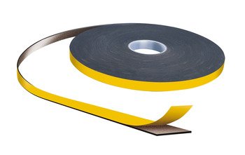 Double Sided Tape, Security, for Glazing, Roll 25-40 m, PVC Foam