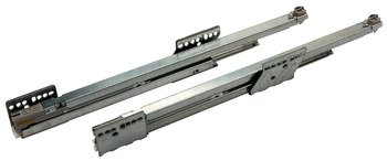 Drawer Runners, Full Extension, Load Capacity 40 kg, Nova Pro Tipmatic Plus