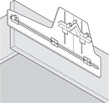 Drilling Jig, Handle and Knob