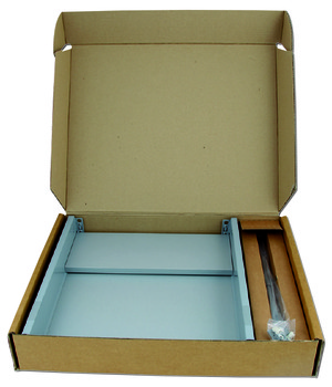 DWD Pot Assembled Drawer System, 40kg Soft Close Standard