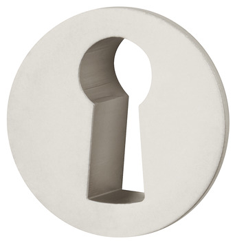 Escutcheon, Zinc Alloy, Round