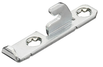 Front Bracket, Screw Fixing, for 186 mm and Crystal Plus, Nova Pro Scala