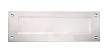 Interior Flap, 330 x 110 mm, Stainless Steel
