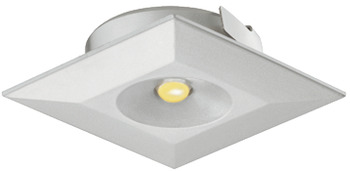 LED Downlight 350 mA, 36 x 36 mm, Rated IP20, Loox LED 4003