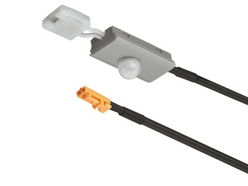 LED Motion Detector Switch, for Loox LED Flexible Strip Lights in Aluminium Profiles