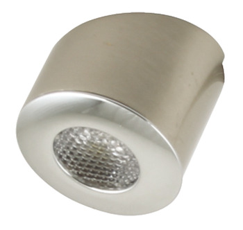 LED Spotlight 350 mA, Ø 35 mm, Rated IP44, Loox Compatible LED Pixel OB Angled