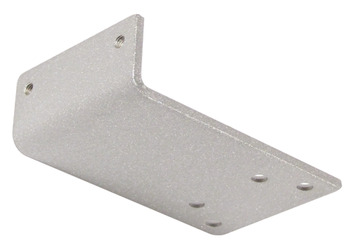 Parallel Arm Bracket, Converts Fig 1 to Fig 66, Electro-Plated Mild Steel