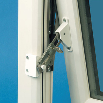 Restrictor, Surface Locking, Stainless Steel and Zinc Alloy, Res-Lock