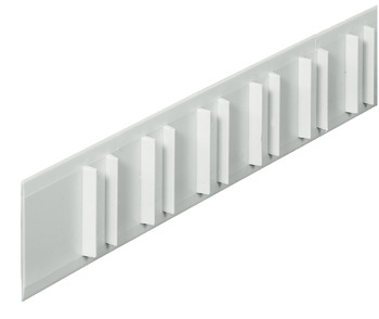 Retaining rail, Ratio-Pharm pharmacy system version D