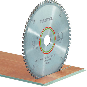 Saw Blade, for TS 55 Circular Saw, Festool
