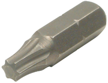 Screwdriver Bit, T Star