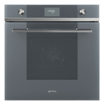 Single Oven, Multifunction, Vapour, 600 mm, Smeg Linea