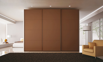Soft Closing Set, for Sliding Wardrobe Doors, PS48.1