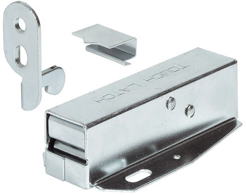 Spring Catch, Tutch-Latch, for screw fixing