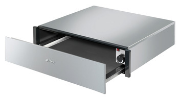 Warming Drawer, Height 150 mm, Smeg Classic