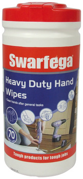 Wipes, for Hands, Heavy Duty, Swarfega