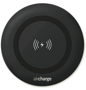 Wireless Surface Charger, Ø 95 mm, for Installation in Furniture, QI Aircharge®