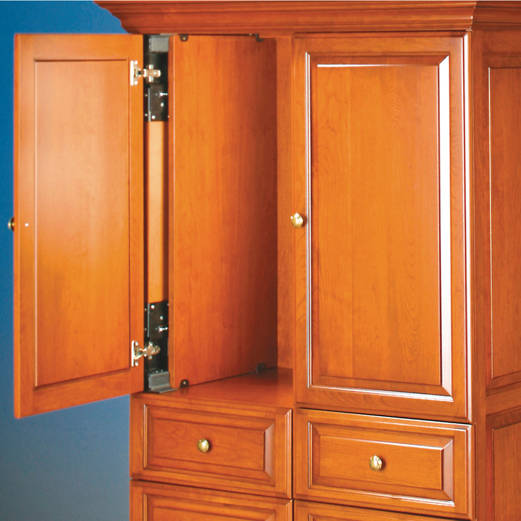 Pivot Sliding Door Runners, For Cabinet Doors, Accuride 1321